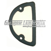 Italian Lambretta S2 GREY AIR SCOOP RUBBER GASKET for Li/SX/TV etc