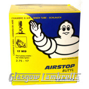 Michelin 17MD Airstop INNER TUBE Set of 3