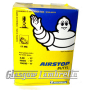 Michelin 17ME Airstop INNER TUBES Set of 3