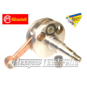 Top Quality! MAZZUCCHELLI Italian Lambretta TV 175 / 200 CRANKSHAFT 58/116mm
