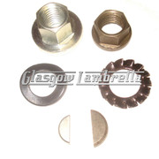 Vespa CLUTCH / FLYWHEEL FIXING KIT for Sprint, Super, GT, GTR,VB's etc