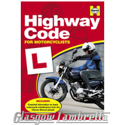 HAYNES 5152 HIGHWAY CODE FOR SCOOTERIST / MOTORCYCLISTS / LEARNERS