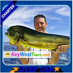 1/2 Day Deep Sea Fishing