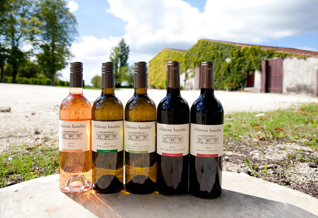 Chateau Bauduc Wines