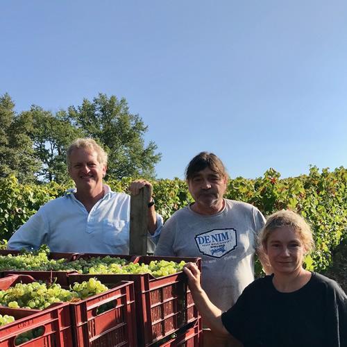 Les Trois Hectares Blanc 2018