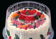 "High Dome 12"" Round Cake Combo"