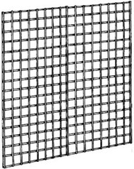 "3"" Square Grid Panel  2'Wx6'H"