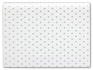 Silvery Chic Printed Tissue Paper 20x30