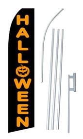 Halloween tall flag Combo