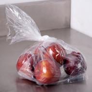 Half Bushel Clear poly Bag Liner
