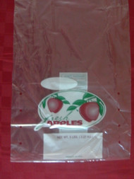 3 lb Vented Apple Bag on Wicket