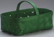 8 Quart Diamond Weave basket - Colored