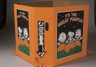 Pumpkin Gaylord bin - Snoopy