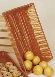 Poly-coated Willow tray - Jumbo