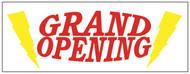 Grand Opening banner Heavy Duty