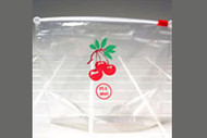 Vented Cherry bag w/Slide-Lock 1 lb