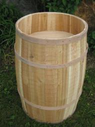 Barrel - False Bottom Cedar barrel