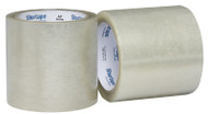 "Strong & Sticky Tape 3"" wide x 110 Yards Long 24 Rolls"