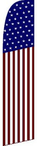 USA 50 Star Tall Flag