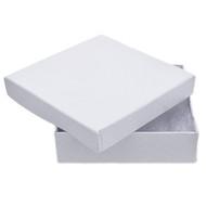 Jewelry Box - White Bib Necklace Box