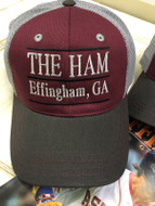 THE HAM Effingham, GA cap