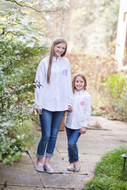 Monogrammed Youth Oxford