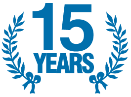 Celebrating 15 Years of Success Online
