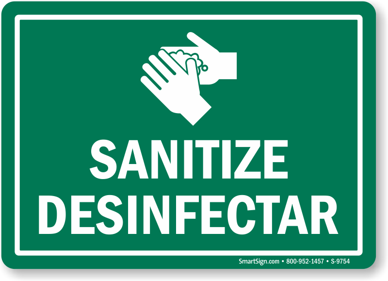 Keep Your Hands Clean and Sanitized