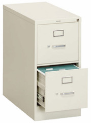 hon 2 drawer file cabinet with core removable lock 312p 1