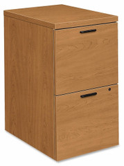 HON 2 Drawer Laminate Wood Filing Cabinet [105104] -1