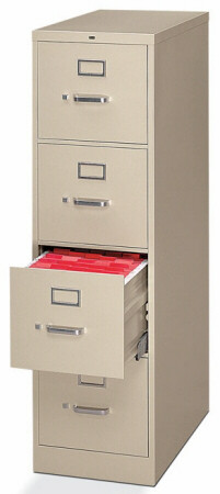 hon 4 drawer file cabinet metal file cabinets hon 4 drawer metal file cabinet h324 16575