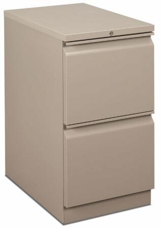 HON Mobile 2 Drawer File Cabinet [18823R] -1