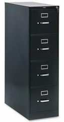 HON 4 Drawer Vertical Office File Cabinet [214P] -1