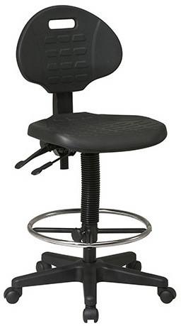 Intermediate Industrial Drafting Chair [KH570] -1