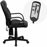 High Back Leather Massage Chair [BT-2690P-GG] -1