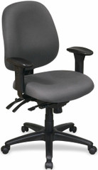 Lorell Adjustable Ergonomic Task Chair [LLR60535] -1