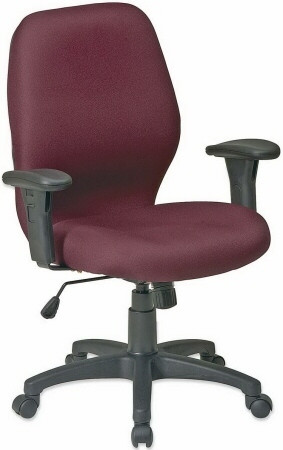 Lorell High Performance Fabric Office Chair [86902] -1