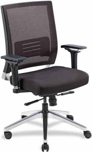Lorell Mesh Back Desk Chair [90039] -1