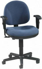 Lorell Millenia Series Computer Chair [80006] -1