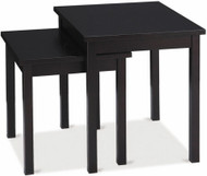 Main Street Espresso Nesting Table Set [MST19] -1