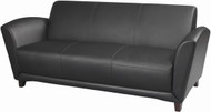 Mayline Aspire Series Italian Leather Sofa [VCC3] -1