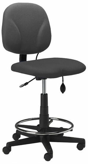Mayline Drafting Lumbar Support Chair [4005AG] -1