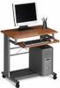 Mayline Contemporary Mobile Office Desk [945] -1