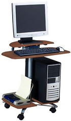 Mayline Portable Computer Stand [948] -1