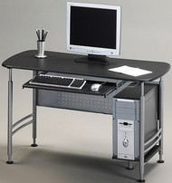 Mayline Santos Contemporary Computer Desk [925] -1
