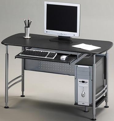 Mayline Santos Contemporary Computer Desk [925] -1