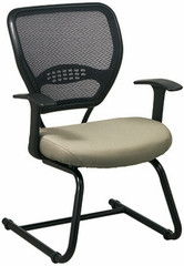 5500 Series Mesh Back Office Guest Chair [55-7V30] -1