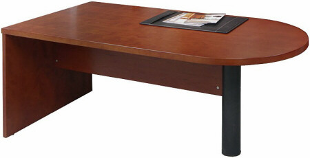 Peninsula Desks Mira Peninsula Desk Extension Mpt3672