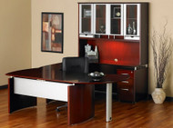 Napoli Contemporary Executive Desk [NT31] -1