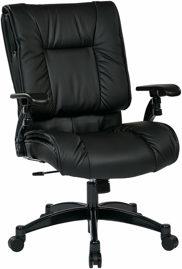 Office Star Eco Leather Conference Chair [9333E]  1